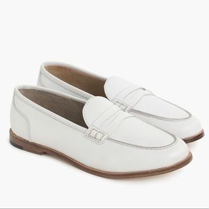 Lovely J.Crew Ryan Penny Leather Loafers